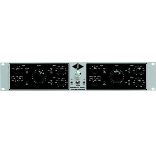 Universal Audio 2610S Dual Tube Microphone Preamp