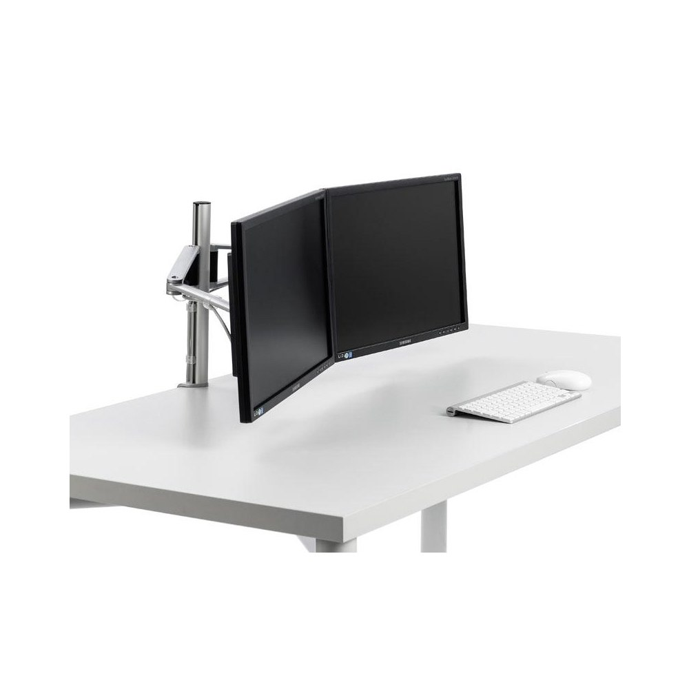 NOVUS MY TWIN 2 x Monitor Holder With Table Mount