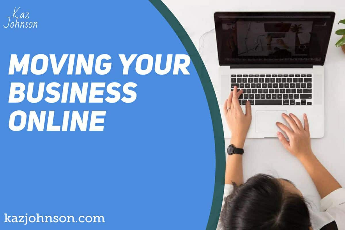 move your business online