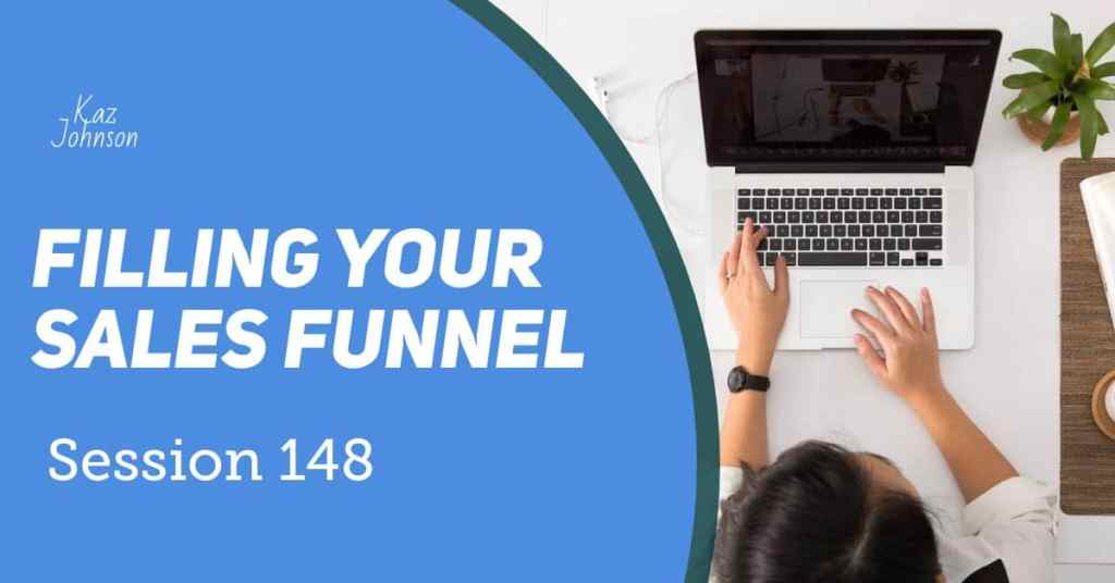 filling your sales funnel
