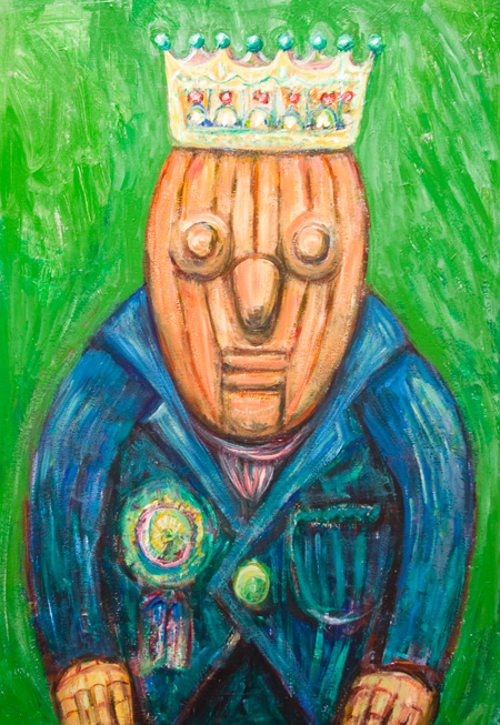 The Wooden Prince ( Bartok Ballet Dance Music): ballet dance music theme, personified surrealism portrait paintin border=