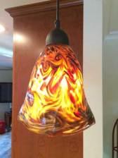 glass pendants san diego