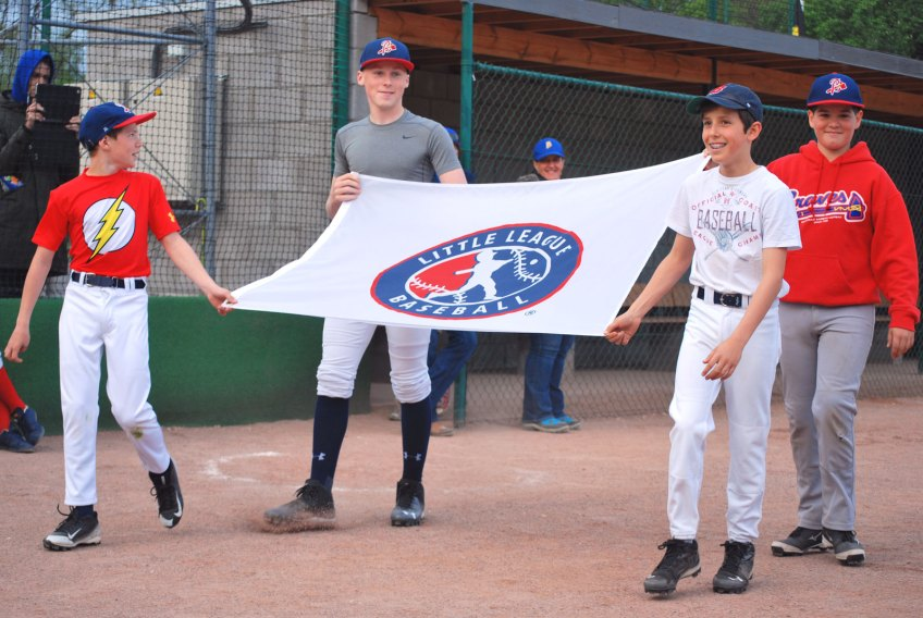 The Belgian Little League Baseball Championships 2017 are this weekend in Mortsel