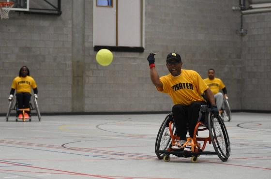 Belgian G-Squirrels Wheelchair Softball Tournament another great success