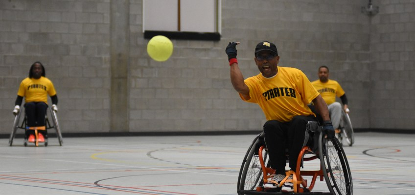 Belgian G-Squirrels Wheelchair Softball Tournament another great success