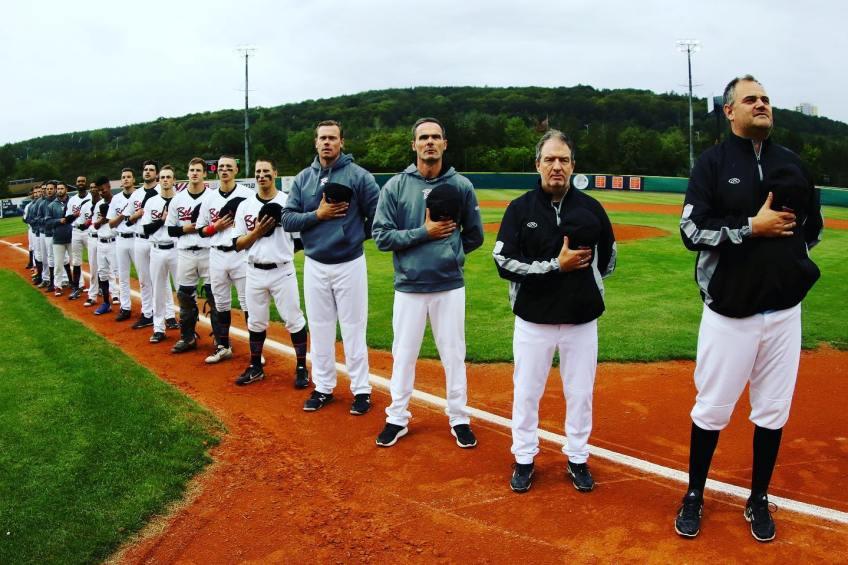 The U23 National Baseball Team starts their E.C. 2019 on Wednesday August 7