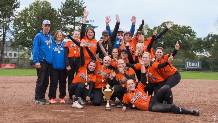 Chicaboo's dominate Belgian Softball in 2021