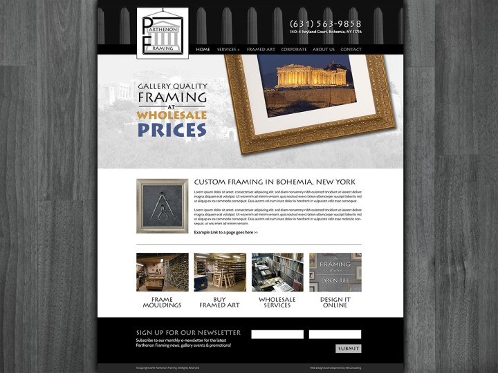 Picture Frame Websites | Framess.co