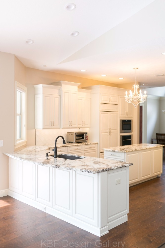 Elegant Kitchen Remodel   KBF Design Gallery Click on any picture to open the gallery