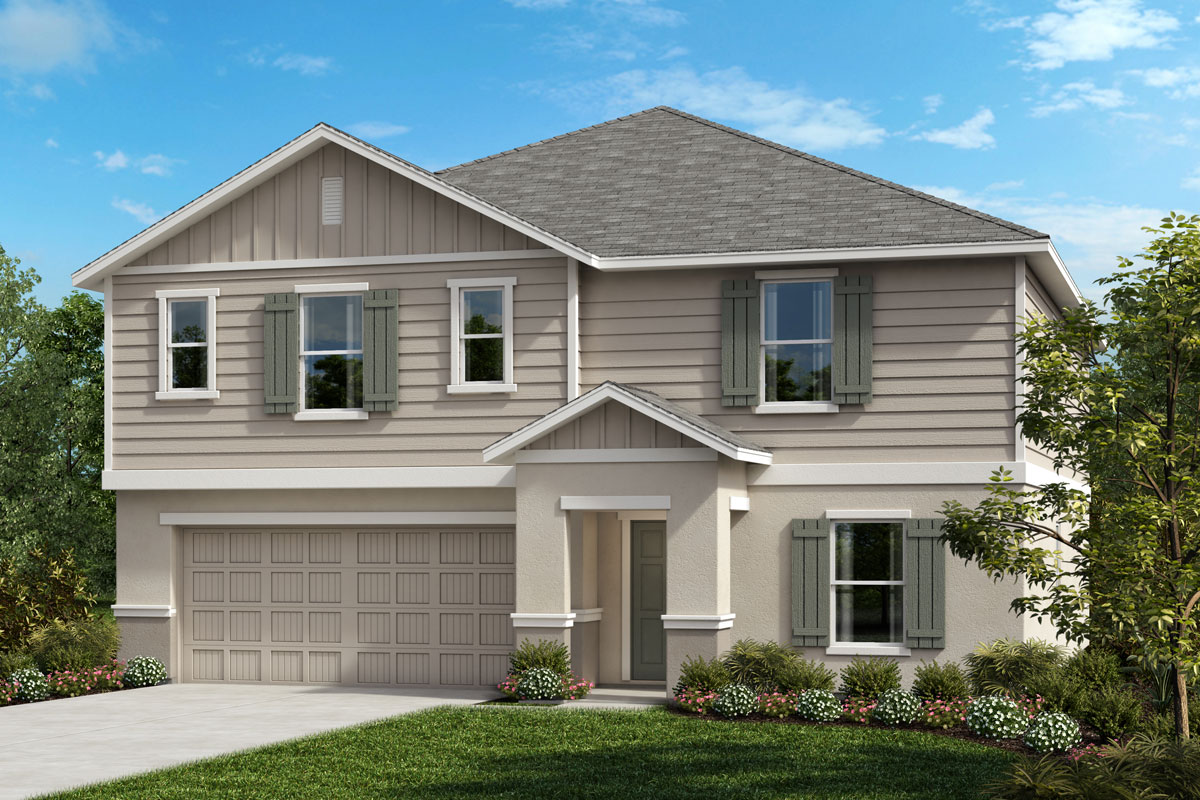 Kb Homes Floor Plans Fl
