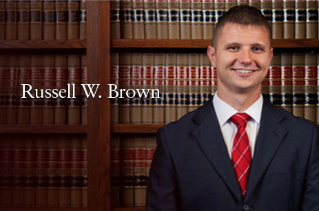 Russell W. Brown Trial Attorney Northwest Indiana