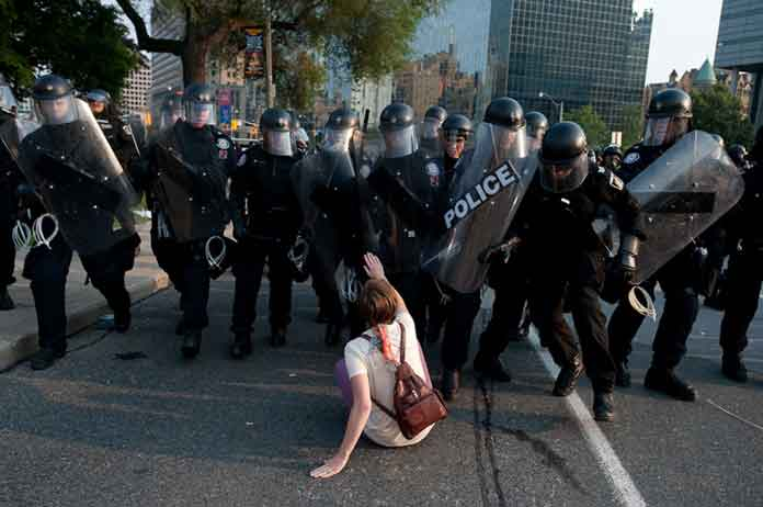 Police Brutality in Indiana United States