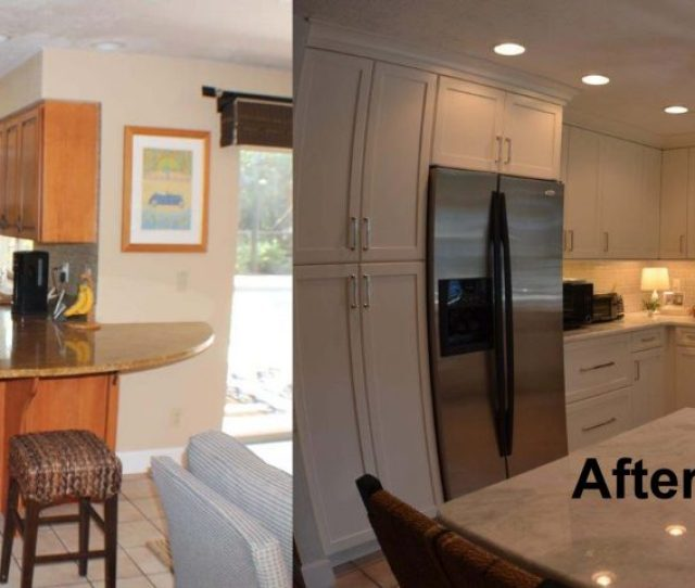 Venice Florida Kitchen Remodel Project