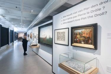 Salle 13: Bruegel inspire