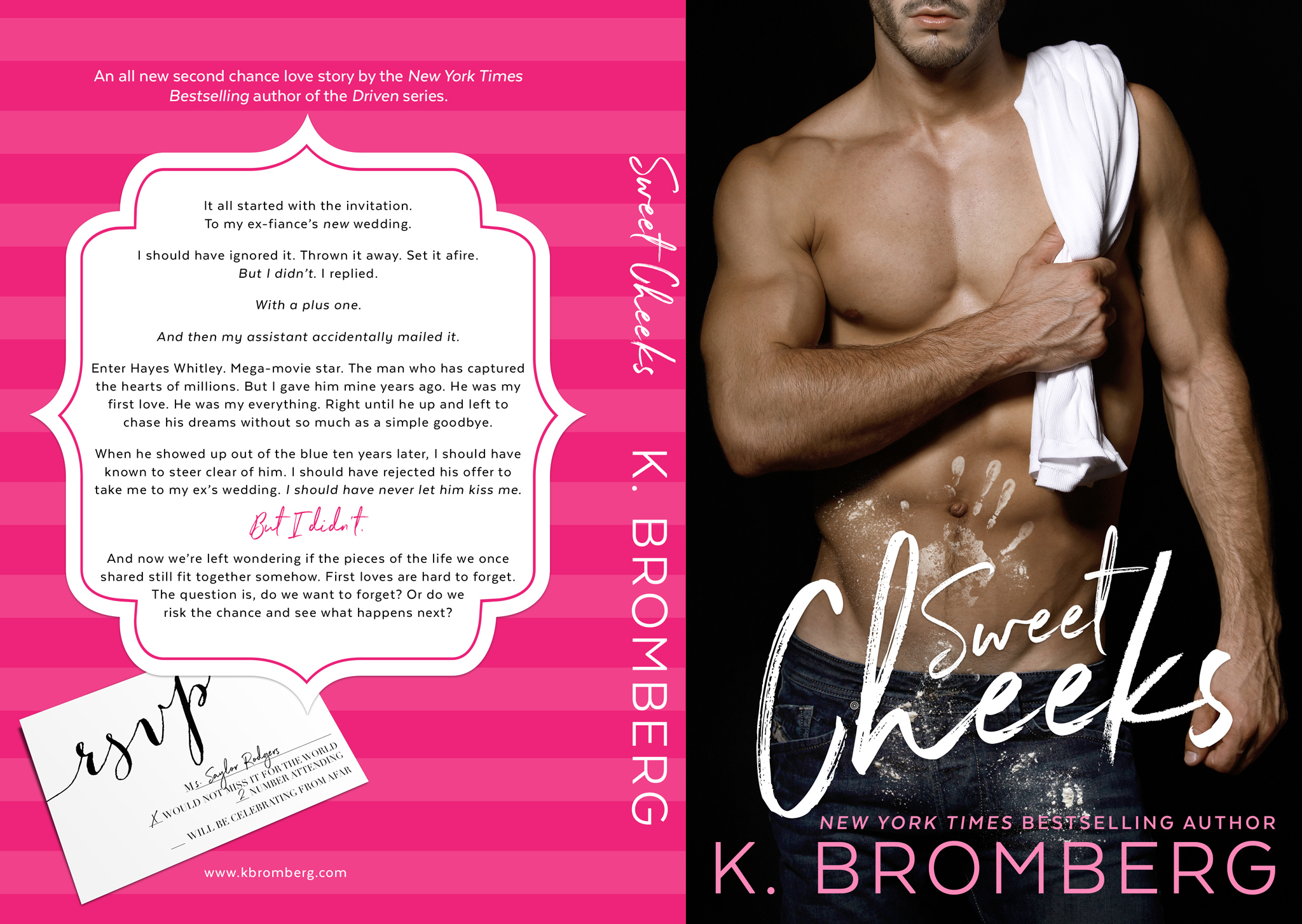 Image result for sweet cheeks k. bromberg