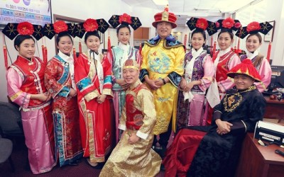 """Familiar with """"Story of Yanxi Palace""""? KCAL Travels Back in Time for Halloween!"""