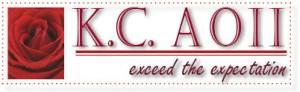Kansas City AOII events for 2014