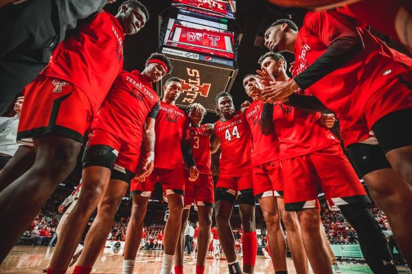 Red Raiders roll to a win on the road, 87-57 over Iowa State