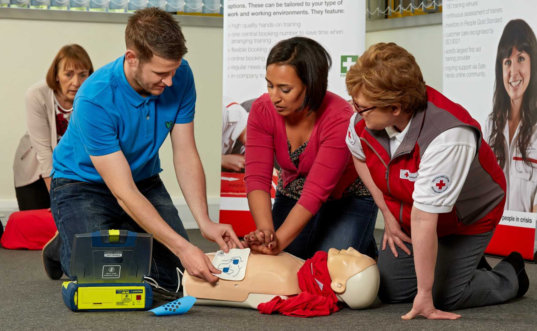 Blog Student Saves Cpr Teacher S Life After Having A