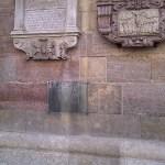 O5 chalk inscription