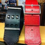Made to Order Belts at Yildiz Shoe Service Shop in Vienna