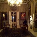 Room in Ernst Fuchs' Villa / Museum in Vienna, Austria (villa originally designed by Otto Wagner)