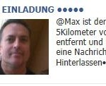 Facebook Man Max