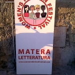 Women's FIction Conference 2014, Matera, Italy