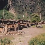 Village Along Annapurna Circuit