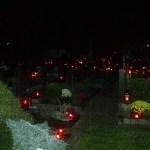 Austrian Cemetery on Allerheiligen