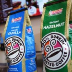 Dunkin Donuts flavored coffees