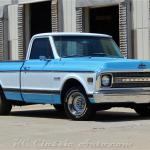 1969 Chevrolet C10 Chyenne With Ac For Sale Muscle Cars Collector Antique And Vintage Cars Street Rods Hot Rods Rat Rods And Trucks For Sale By Kc Classic Auto In Heartland Midwest