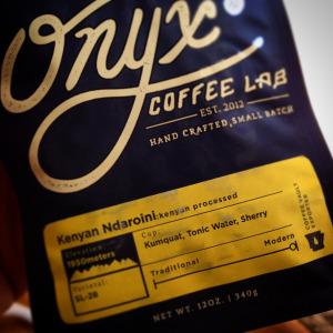 Onyx Coffee Lab Kenyan Ndaroini – Grapefruit in a Cup