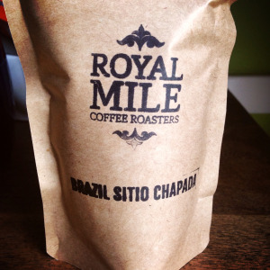 Royal Mile Coffee Roasters Sitio Chapada