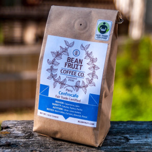 BeanFruit Coffee Company Peru CENFROCAFE Fair Trade Certified