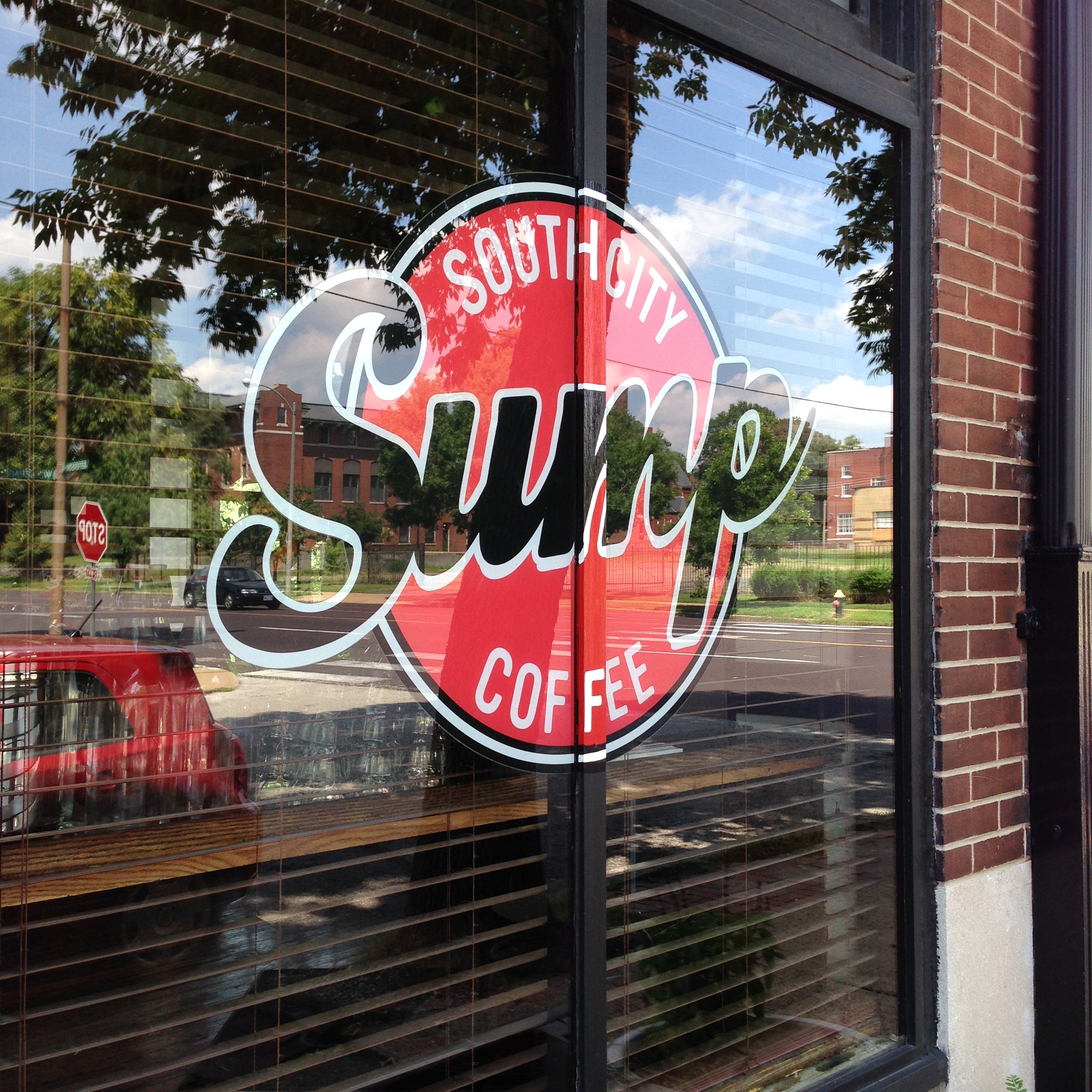 St louis in two hours sump coffee and blueprint coffee kc sump coffee malvernweather Image collections
