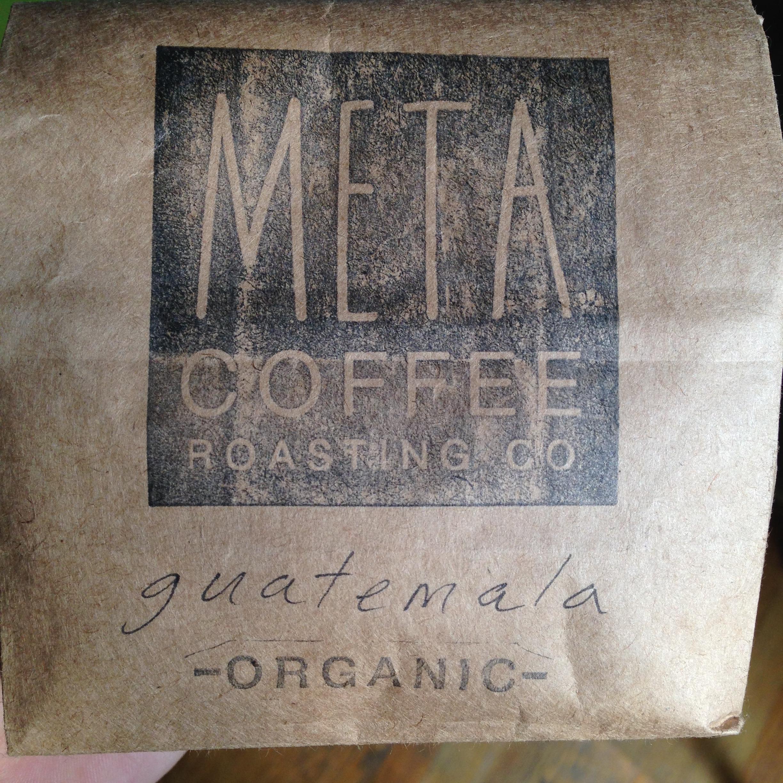 Meta Coffee Roasting Co. Organic Guatemala ADISQUE