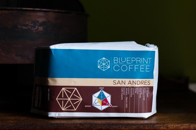 Blueprint San Andres 1