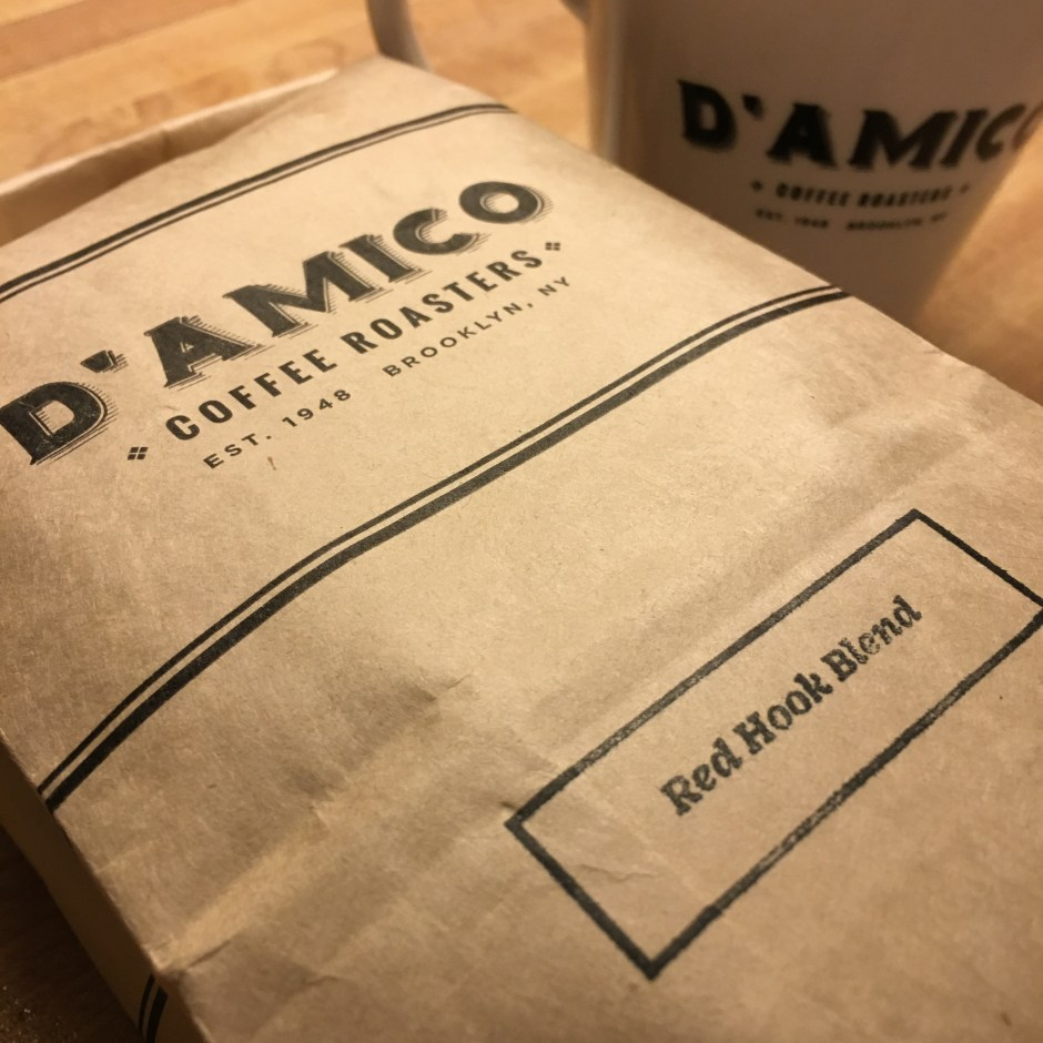 Damico Red Hook Blend