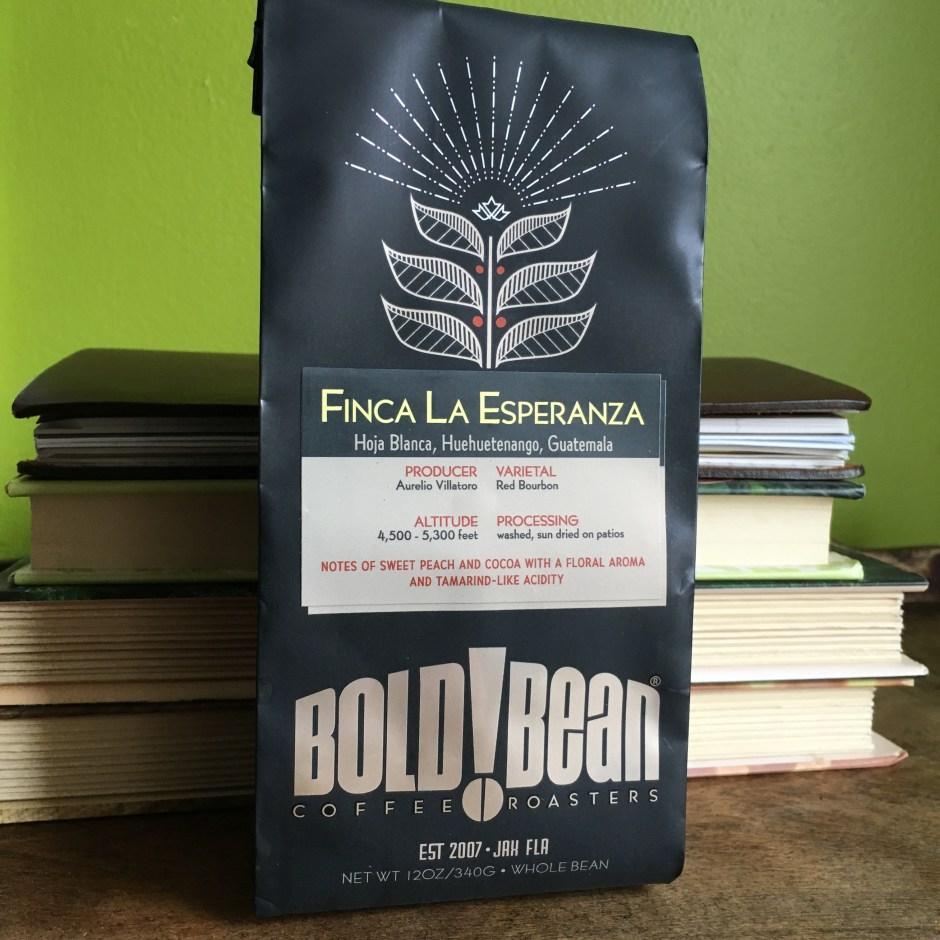 Bold Bean Finca La Esperanza