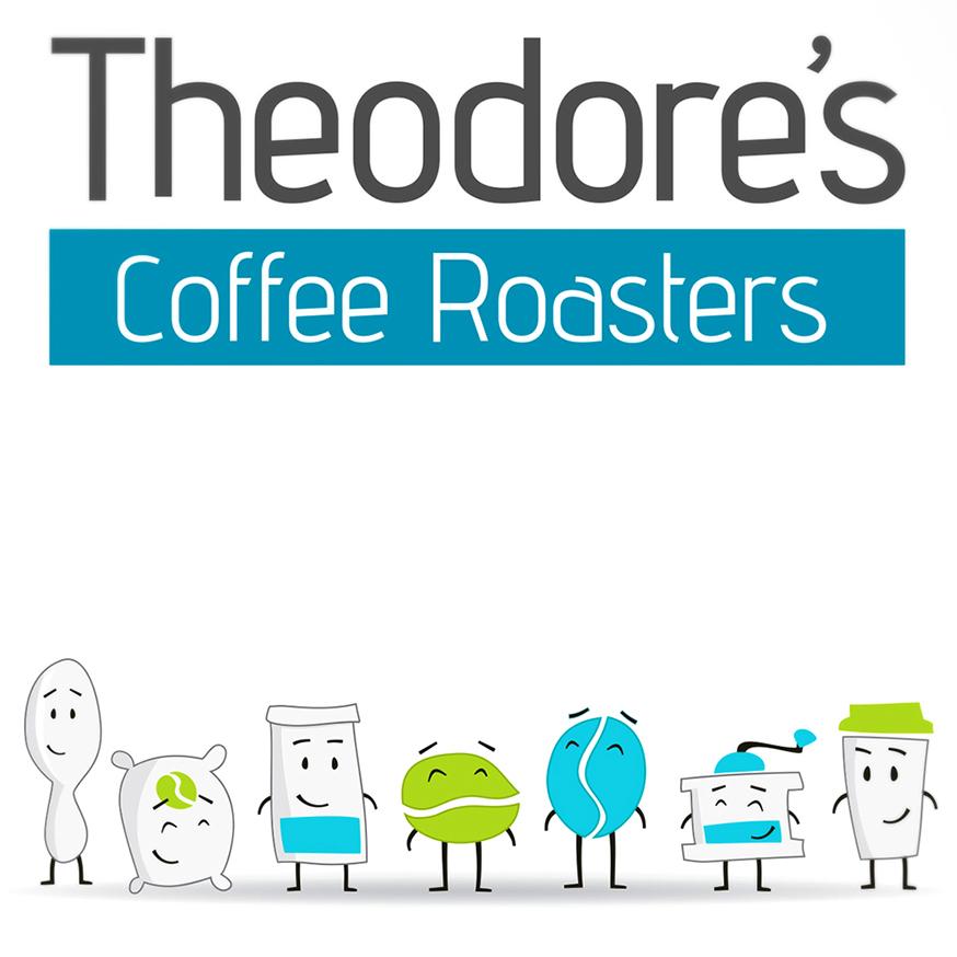 Theodore's Coffee Costa Rica El Higueron