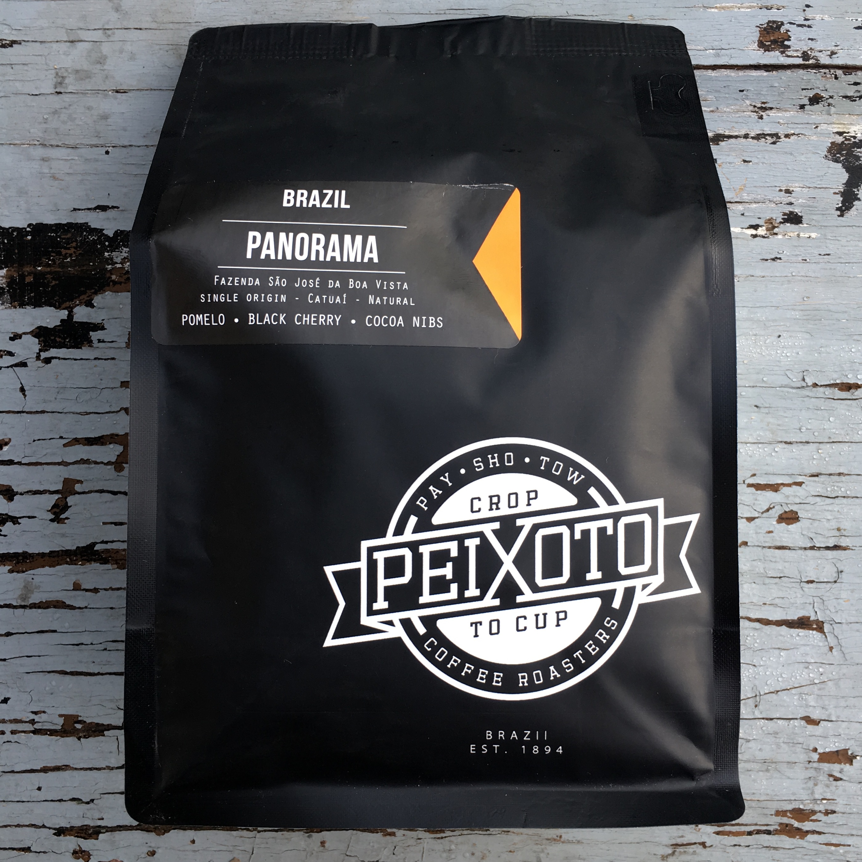 Peixoto Coffee Roasters Panorama