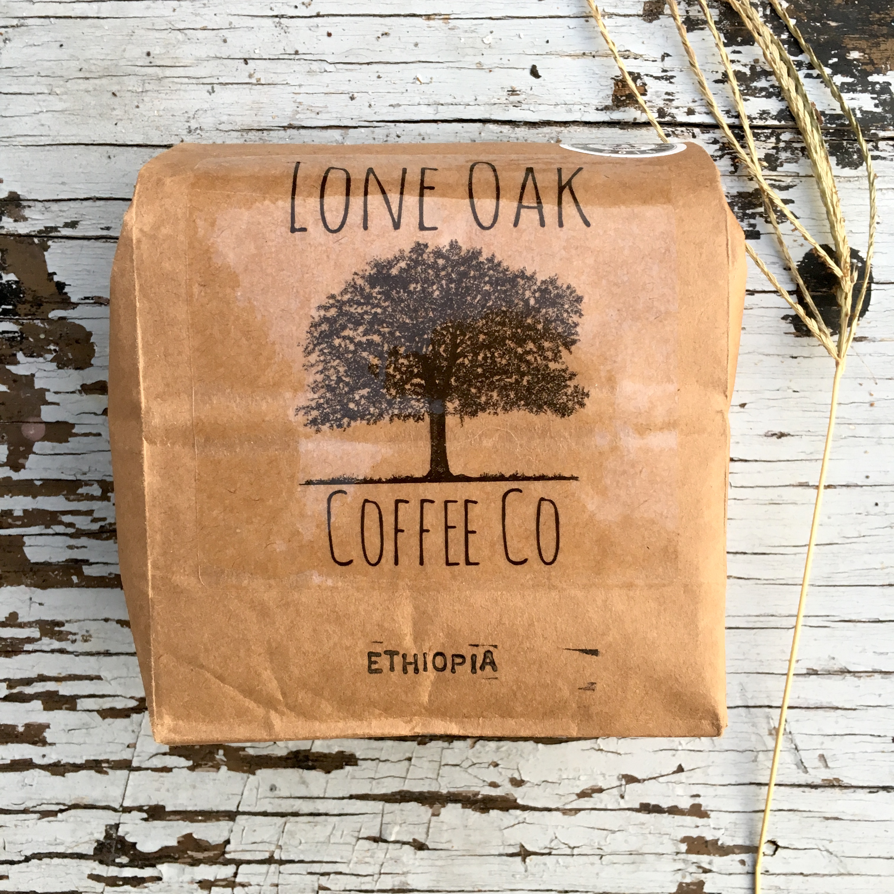 Lone Oak Coffee Co. Ethiopia