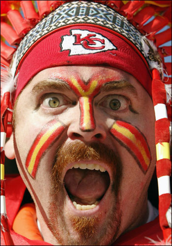 Image result for kc chiefs tomahawk chop