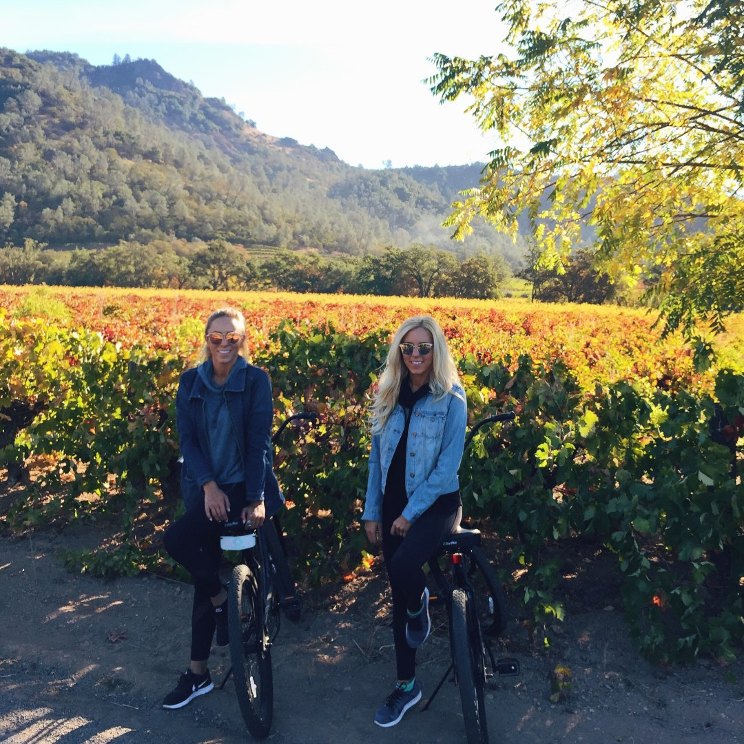 Girls Trip to Napa Valley, CA - KC Double Take