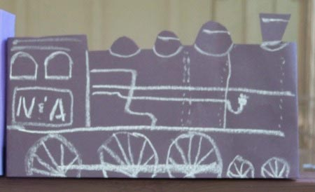 Make Your Own Train Engine