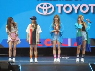 KCON NY 2018 - EXID 2
