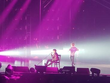 BTS - Jimin Jungkook - 2018 Love Yourself Tour