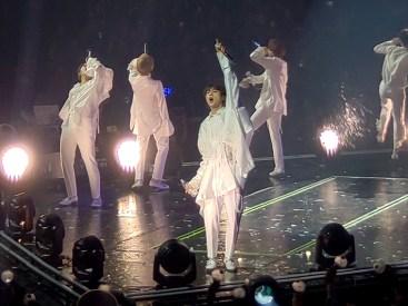 BTS - Jin - 2018 Love Yourself Tour 2