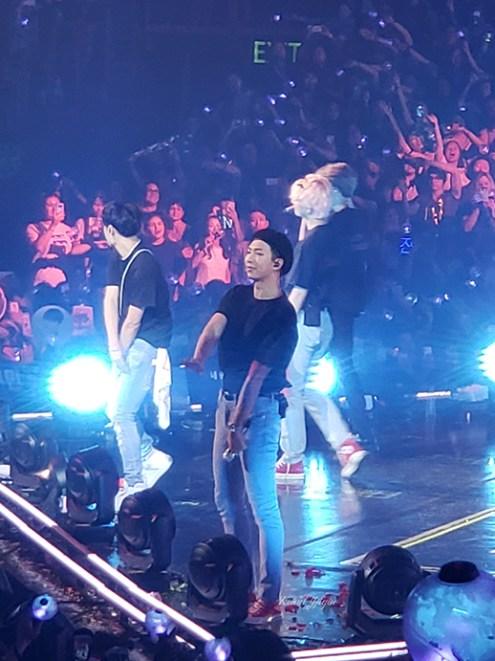 BTS - RM Namjoon - 2018 Love Yourself Tour 6